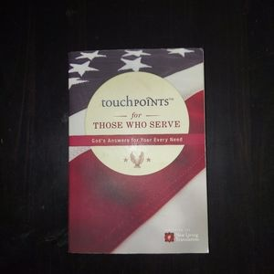Touchpoints For Those Serving book